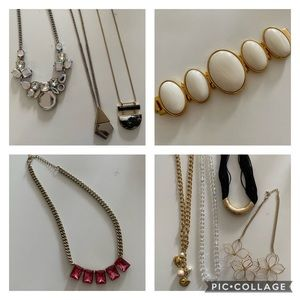 Huge jewelry 9 pieces lot sale!!